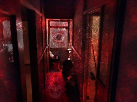 お化け屋敷室内イメージ