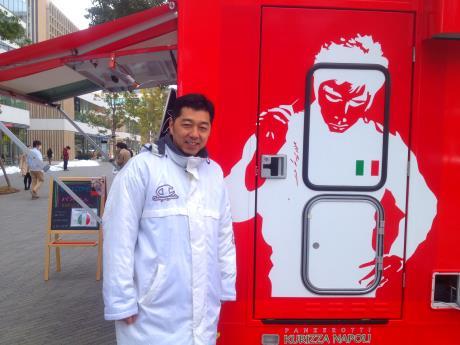 仕掛けたのは元「ファロ資生堂」総料理長だった栗本清シェフ