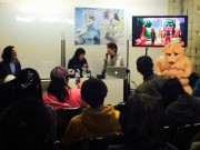 中野ブロードウェイでトークイベント「月刊水中ニーソ」最終回へ 月刊写真集にシフト
