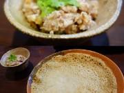 中野・上鷺宮に「十割そば」新店 和食に外国要素を取り入れた独自メニューも