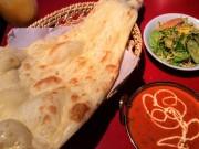 中野・沼袋に多国籍料理新店 インド・ネパール・タイ料理中心、ルーにアートも