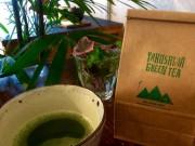新中野に「屋久島」オーガニック茶専門店 ヤクシカやトビウオのパニーニも