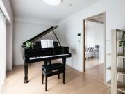 野方に24時間楽器演奏可能なマンション「ミュージション」 楽器アンサンブルも可