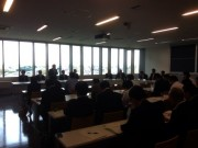 中野区グローバル戦略推進協議会総会 区内企業代表者ら80人が参加