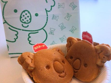 ロッテリア、中野サンモール店限定で「コアラのマーチ焼」 初日は1500個販売