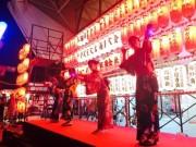 中野駅前で大盆踊り大会 水鉄砲大会や夏祭りコン、CMでおなじみ「三太郎音頭」も