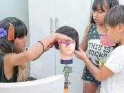 中野で子ども向け美容師体験「夢美容室」開催へ シャンプーやカット、ネイル体験も