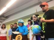 中野でオッズ・パーク「知らナインズ」結成式 アニマル浜口さん暴走で司会が強制終了