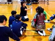 劇団「仲間」が「演劇サマースクール」初開校 演劇ゲームやお面作りなど