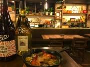 中野レンガ坂にオーガニックワインバー 料理は多国籍小皿料理スタイルで提供