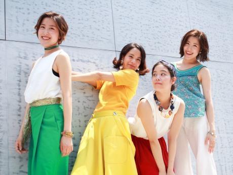 初参加となる双子と双子の歌&ダンスユニット「ユメニボタモチ」