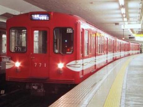 昨年アルゼンチンから「里帰り」した車両と同形の丸ノ内線「旧500形」©東京メトロ