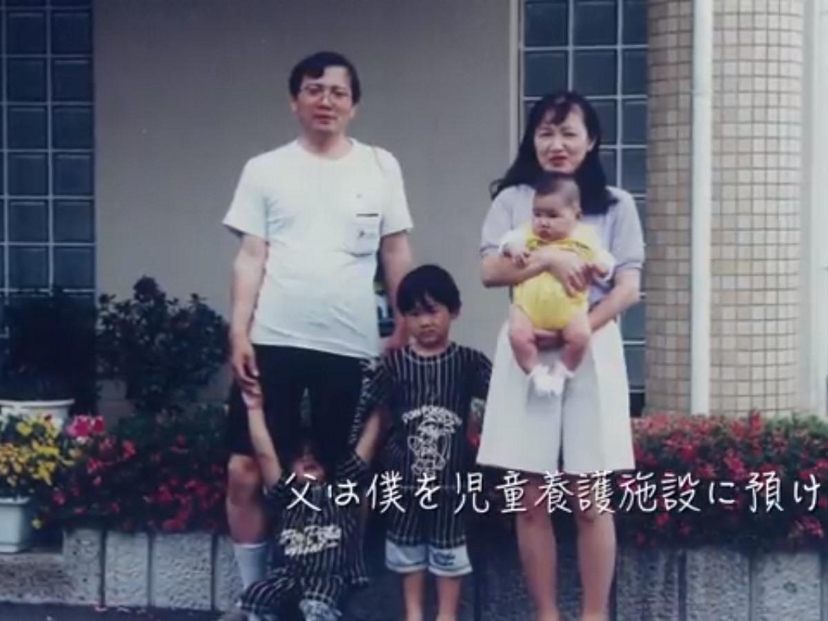 ドキュメンタリー映画「チョコレートケーキと法隆寺」予告映像のワンシーン