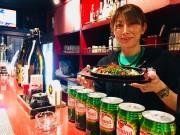 中野坂上に酒場食堂 岐阜出身で元サッカー選手の店主、どて煮や飛騨牛バーグ売りに