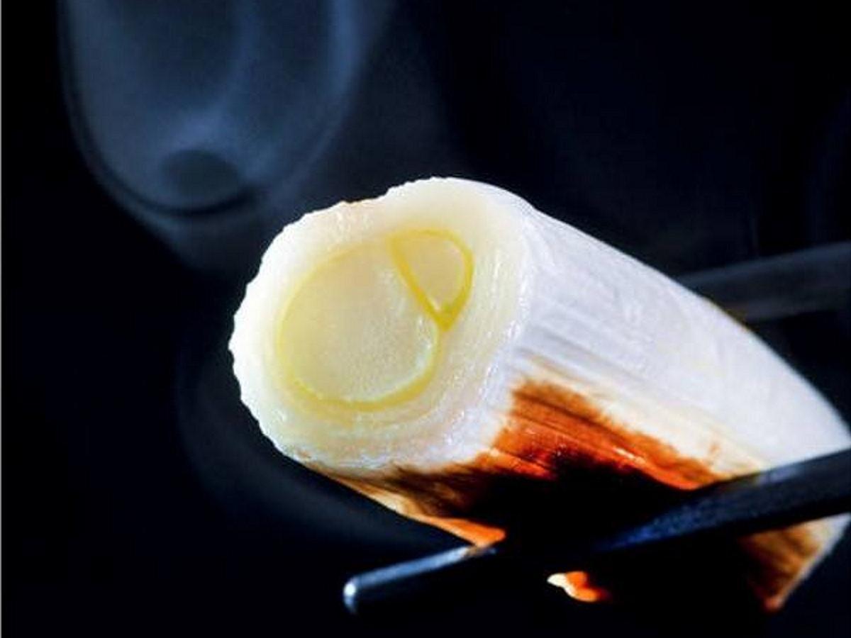 会津若松産のとろネギ(写真は焼きとろねぎ)