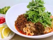 薬師あいロードに汁なし担々麺専門店「タンタンタイガー」 選べる辛さとしびれ売りに