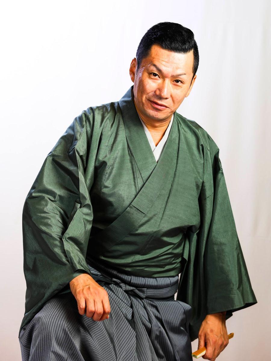 講談師・神田山緑さん(写真=ヤナガワゴーーッ!)