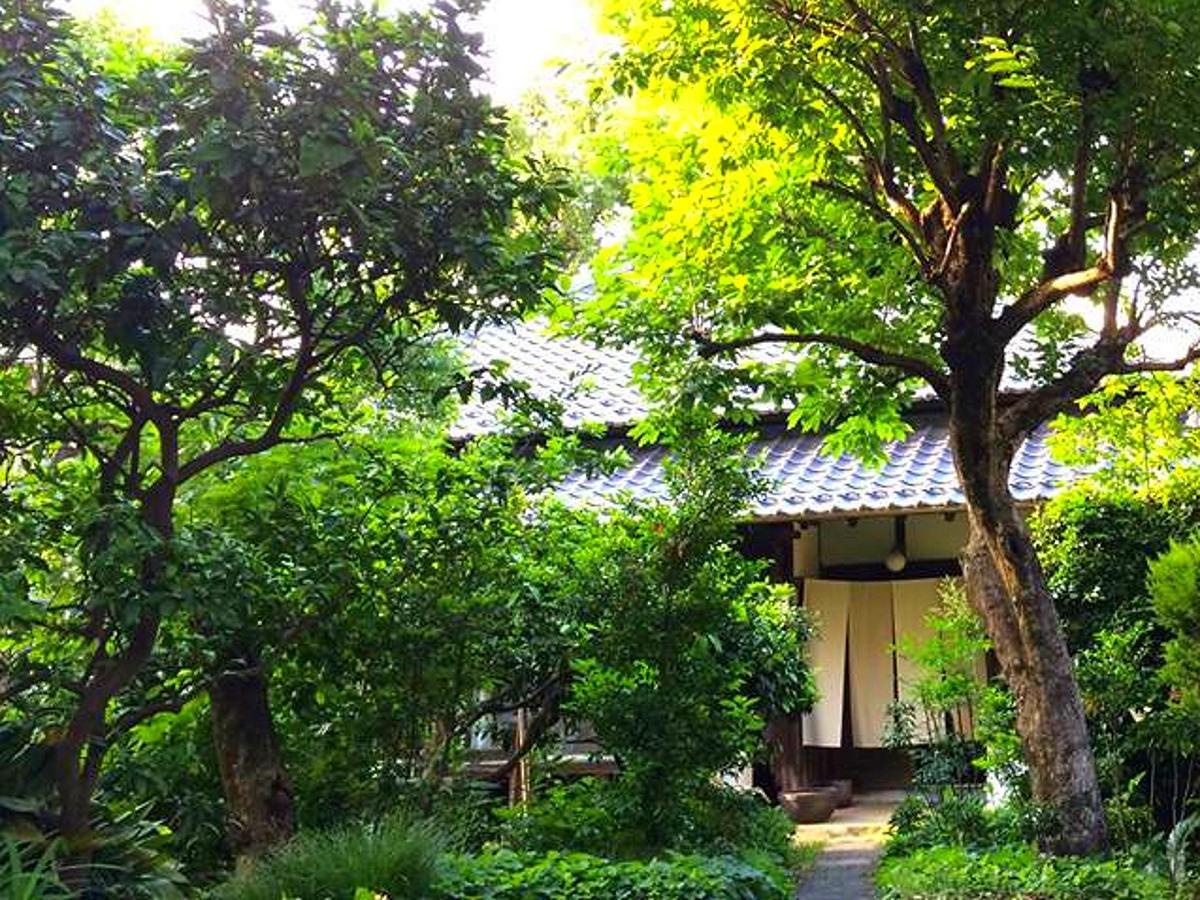 古民家シェアスペース「asagoro」外観