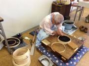 中野区産業振興センターで「伝統工芸展」 実演や体験コーナー、お茶席も