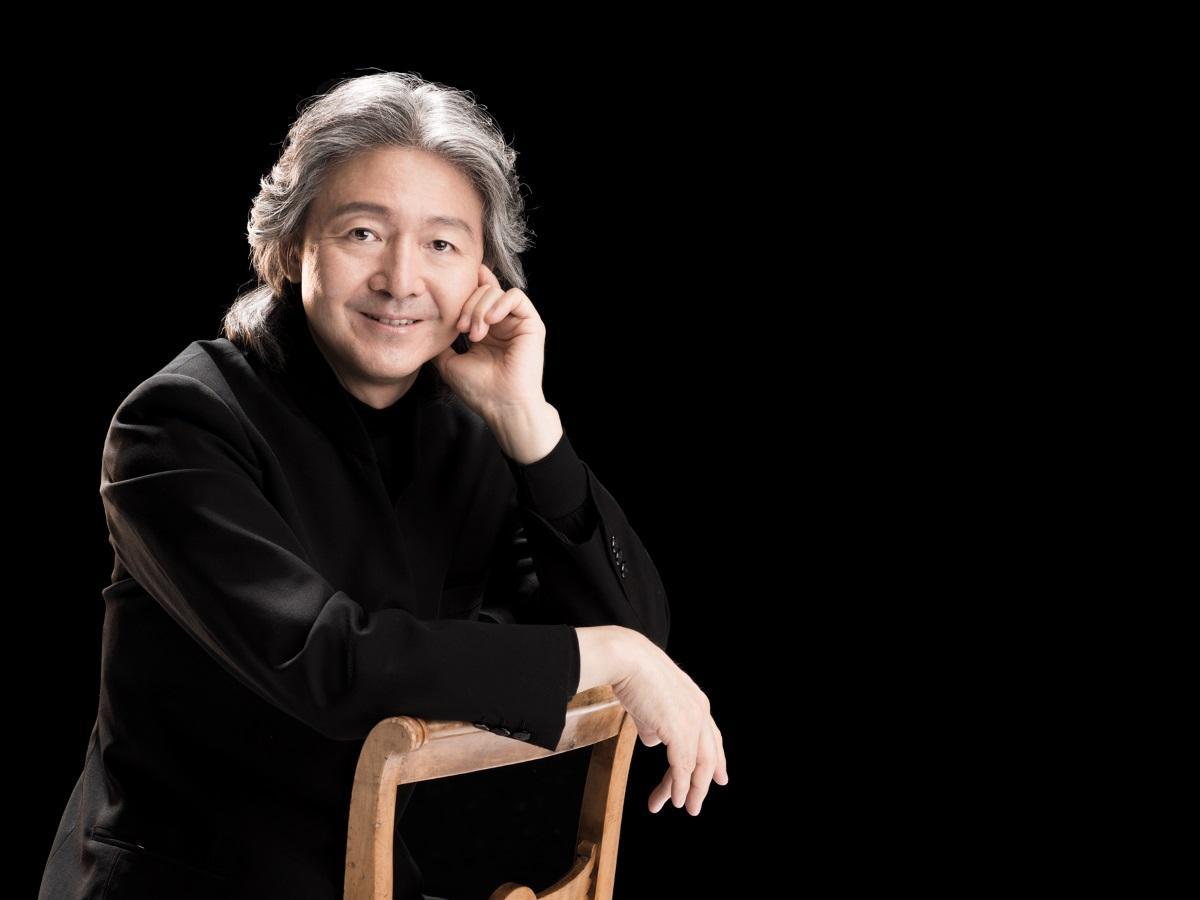 指揮者を務める大友直人さん©Rowland Kirishima