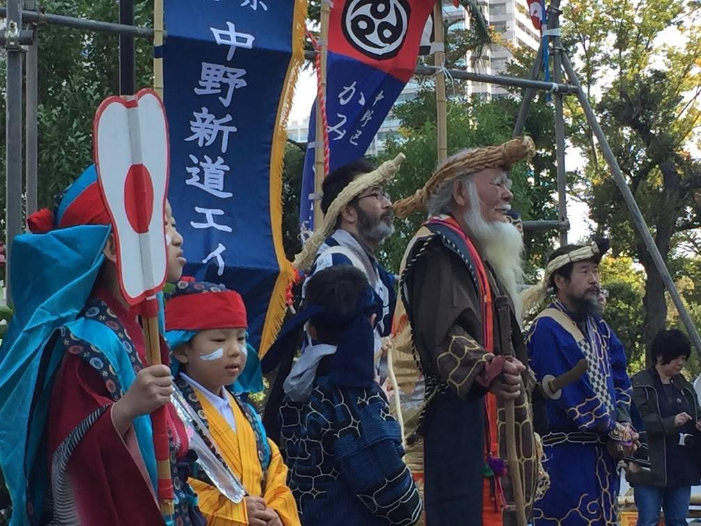 「チャランケ祭」昨年の様子