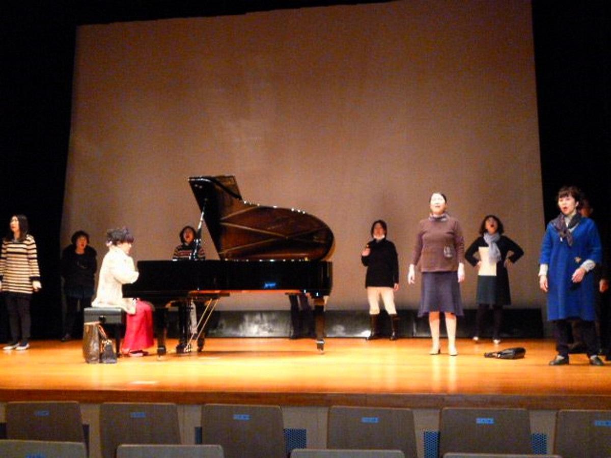 同協会主催「紅白新春ガラコンサート」過去開催時の様子