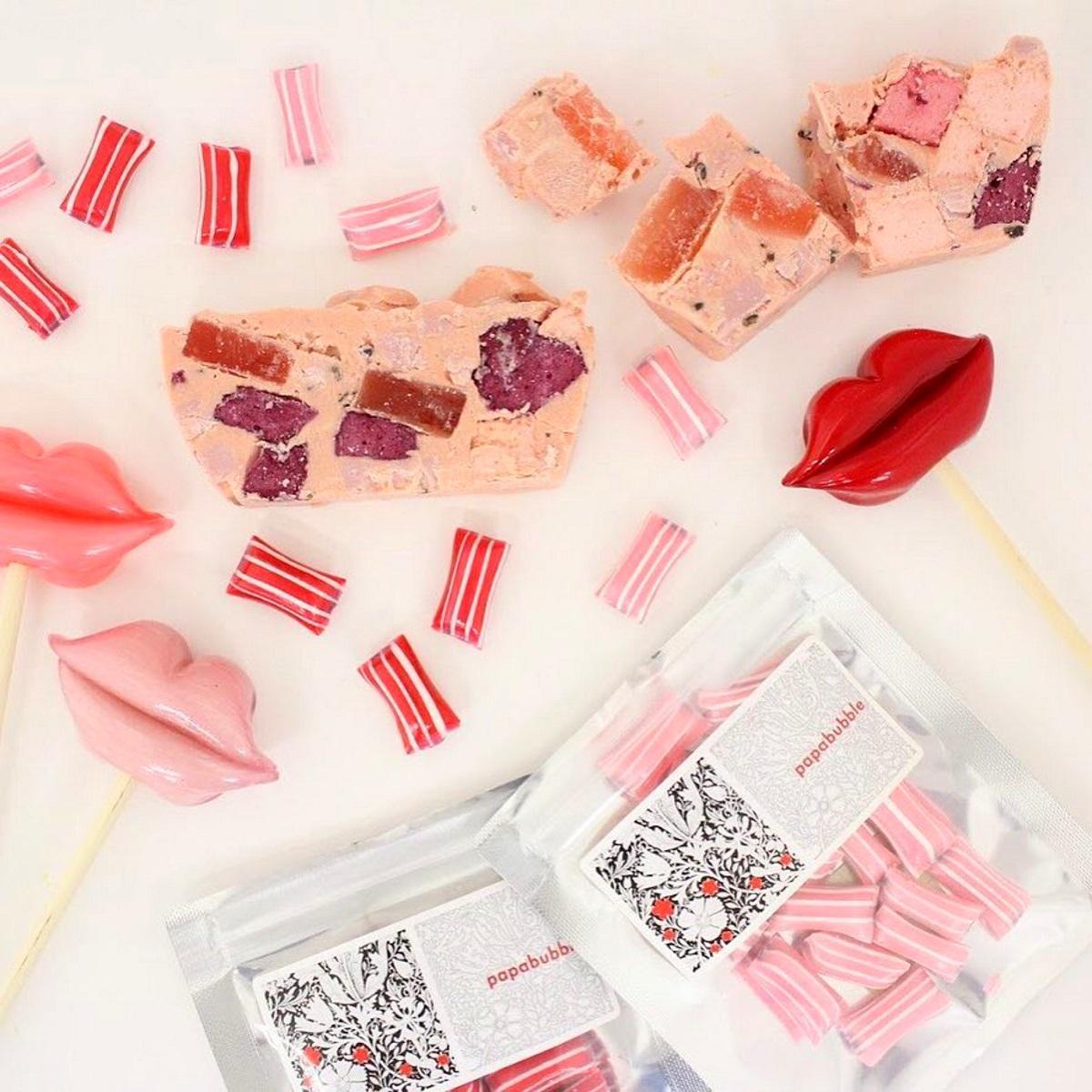 パパブブレのバレンタイン限定商品