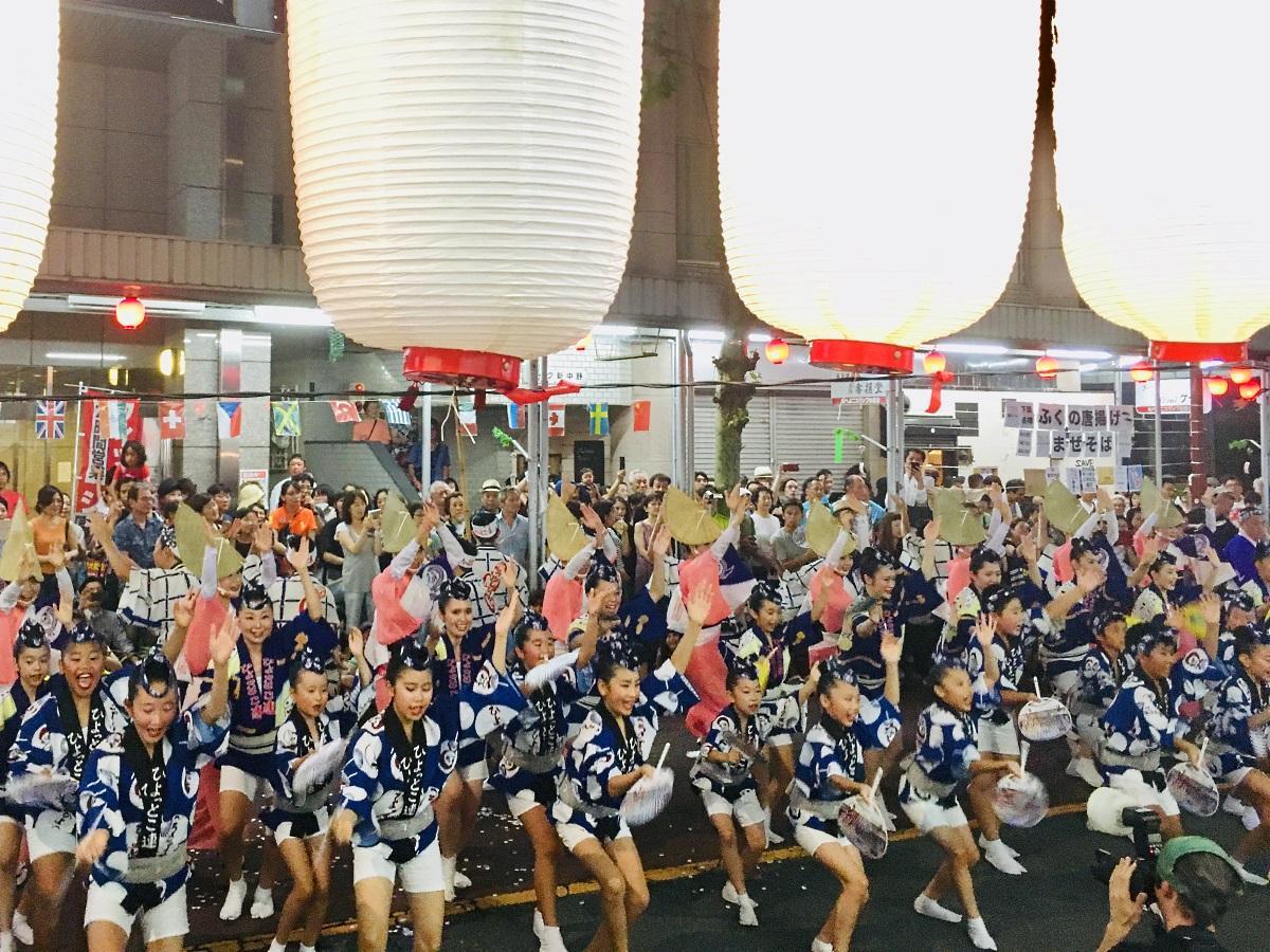 阿波踊り(過去開催時の様子)