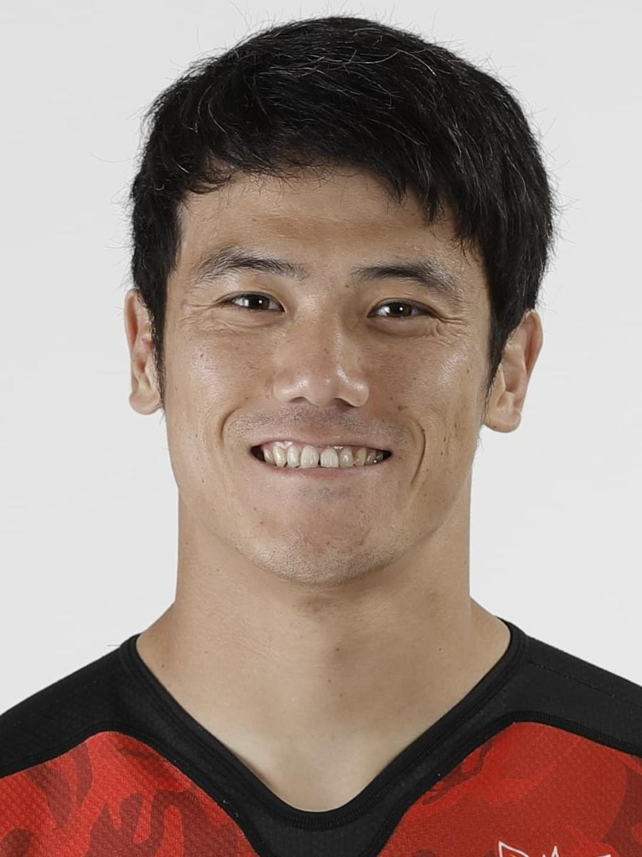 7人制ラグビー日本代表で中野区出身の豊島翔平選手がゲストで登場