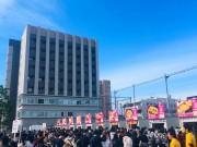 中野四季の森公園イベントエリアで「餃子フェス」 ギョーザの魅力発信、スイーツも