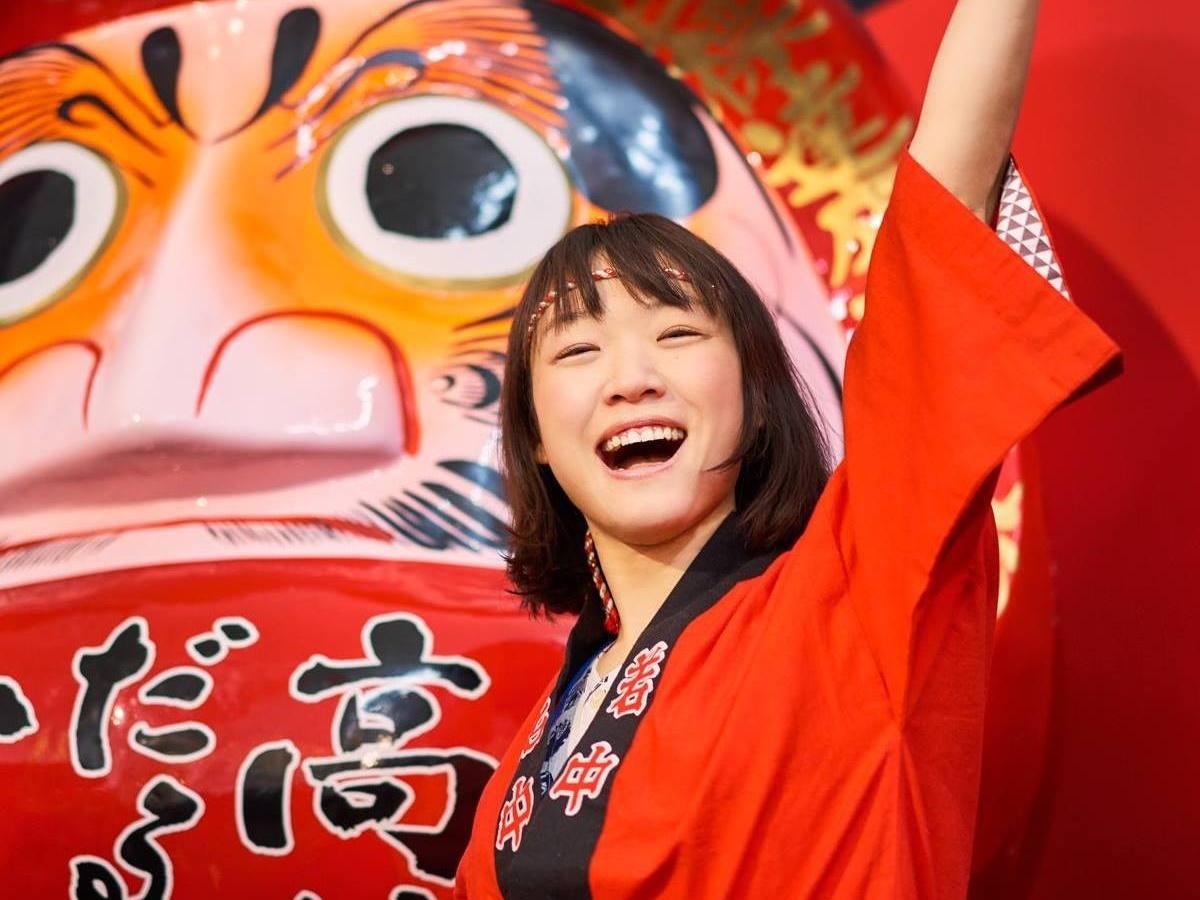 特別講演は過去に同コンテストで最優秀賞を受賞した「オマツリジャパン」加藤優子さん
