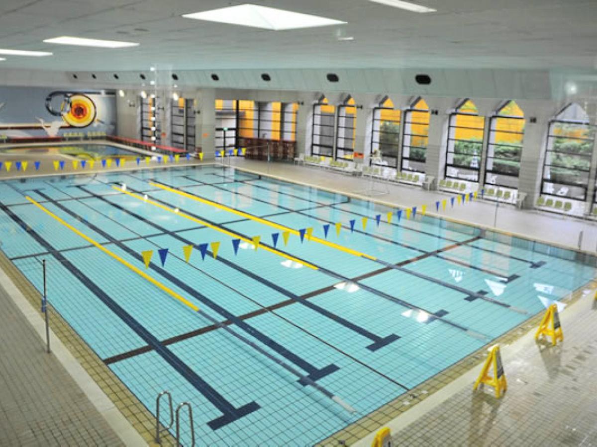 鷺宮スポーツ・コミュニティプラザのプール