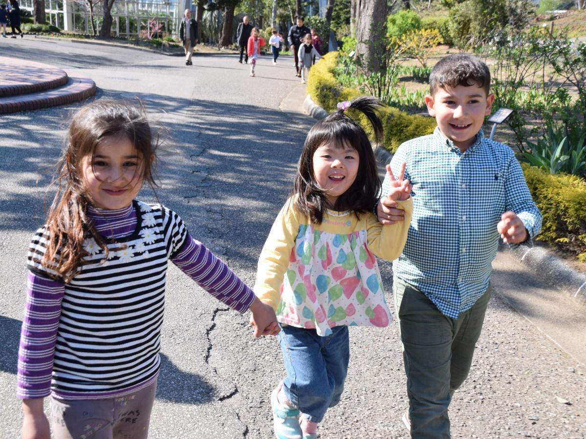 織田朝日さんが撮影した難民の子どもたち