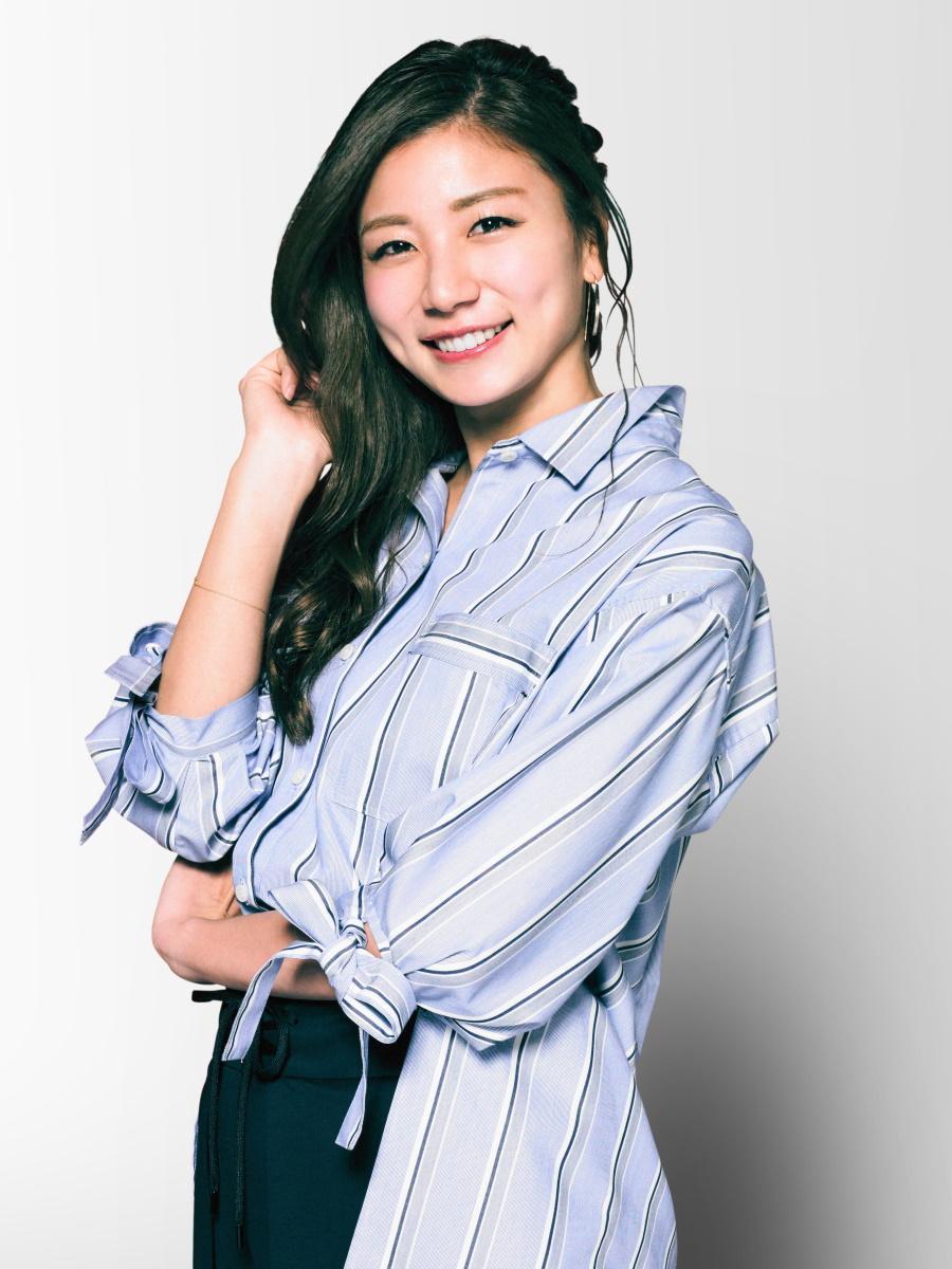 ゲストは北京オリンピック・アーティスティックスイミング日本代表の青木愛さん
