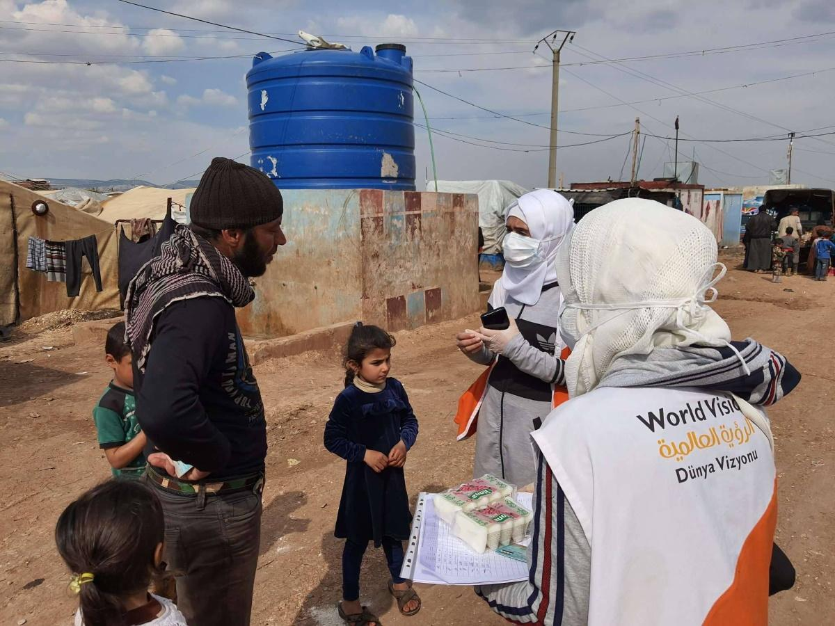 中野の人道支援団体が緊急オンライン報告会 コロナ禍のシリア難民支援 ...