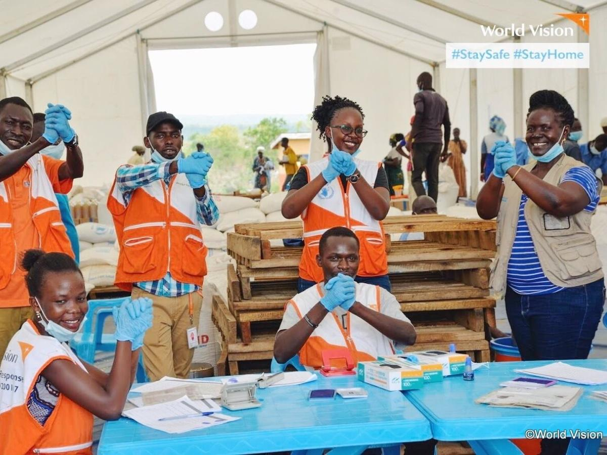 中野の人道支援団体が緊急オンライン報告会 コロナ禍でのアフリカ食糧 ...
