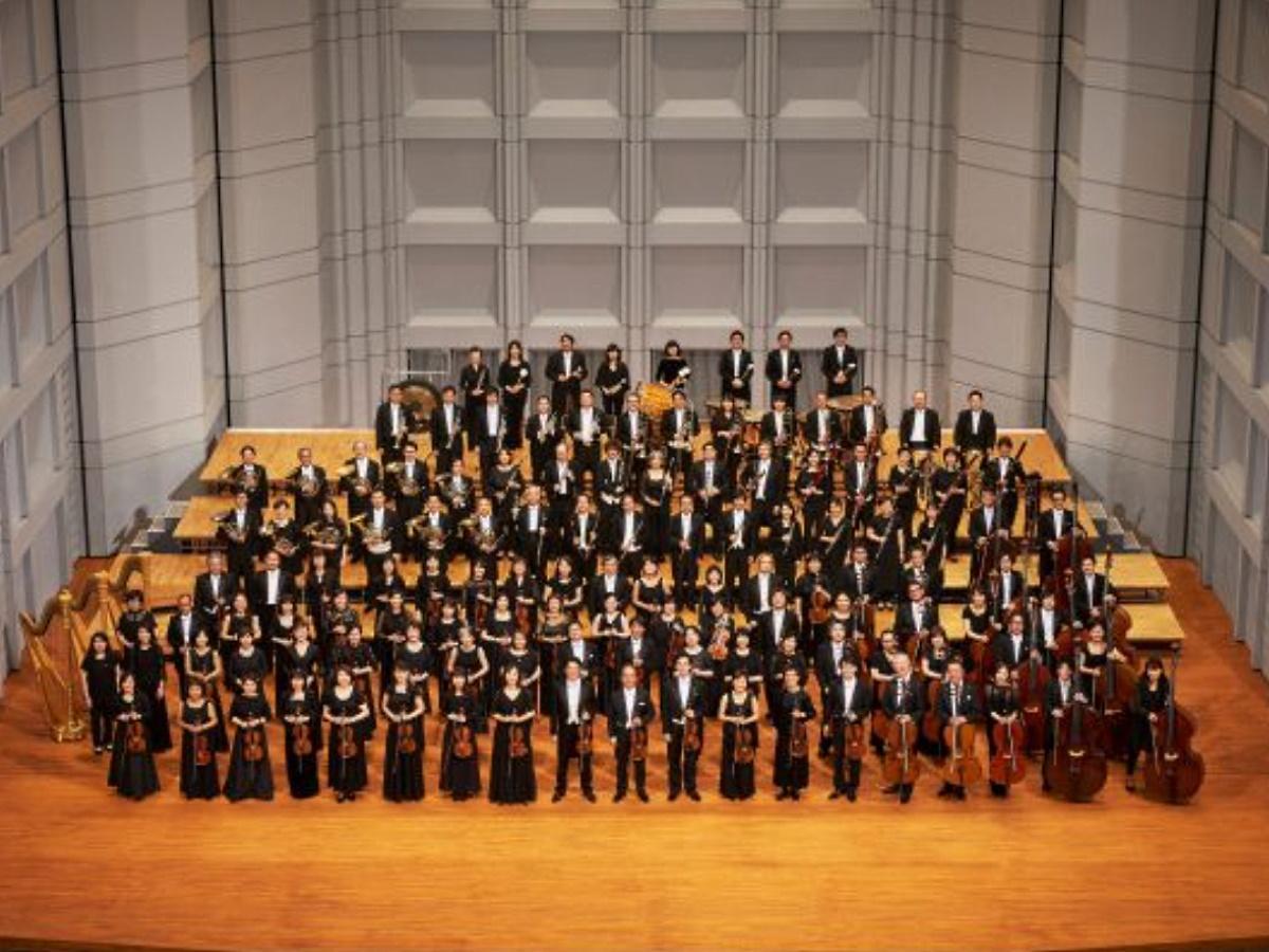 東京フィルハーモニー交響楽団 © Takafumi Ueno