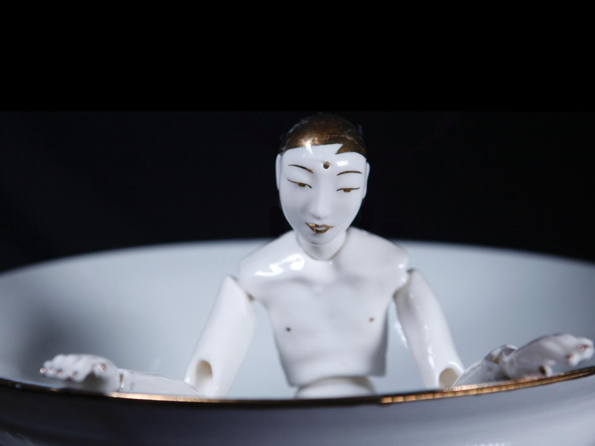 「陶王子 2万年の旅」メインビジュアル ©プロダクション・エイシア/NHK