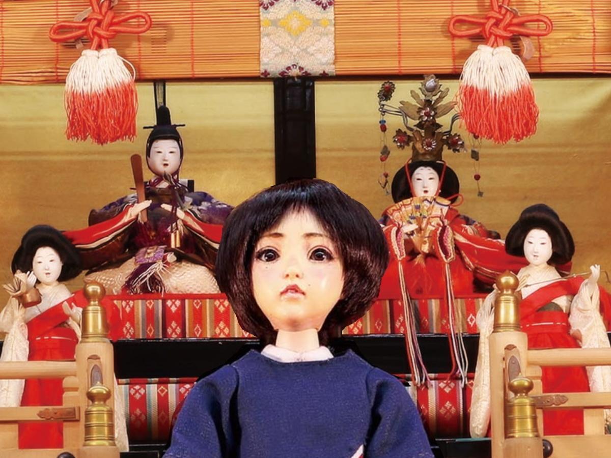 メインビジュアルは「源氏枠御殿飾り(大正15年)」と「中野大好きナカノさん」