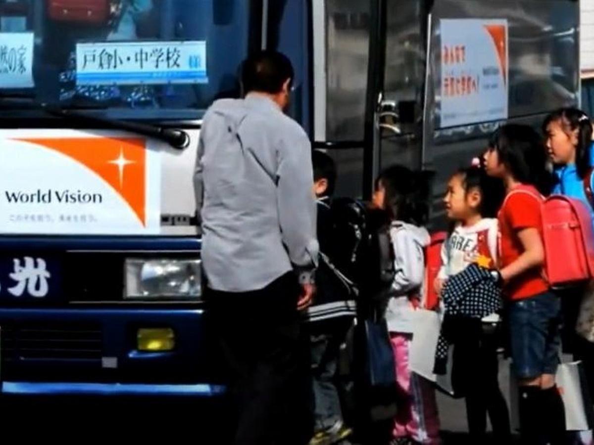 ワールド・ビジョン・ジャパンの緊急復興支援事業の様子 ©World Vision