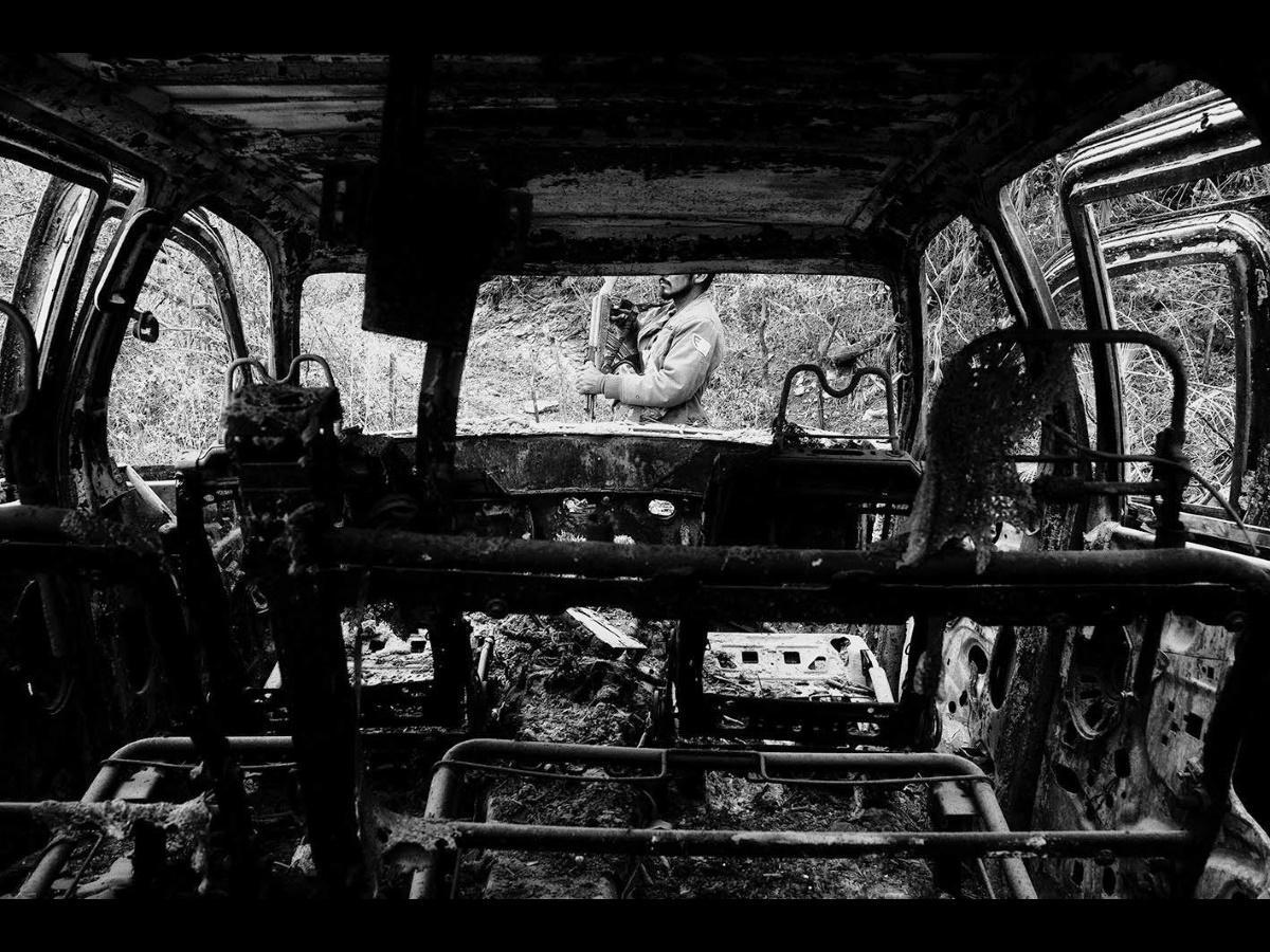 写真展「メキシコ・日常の暴力と死」メインイメージ