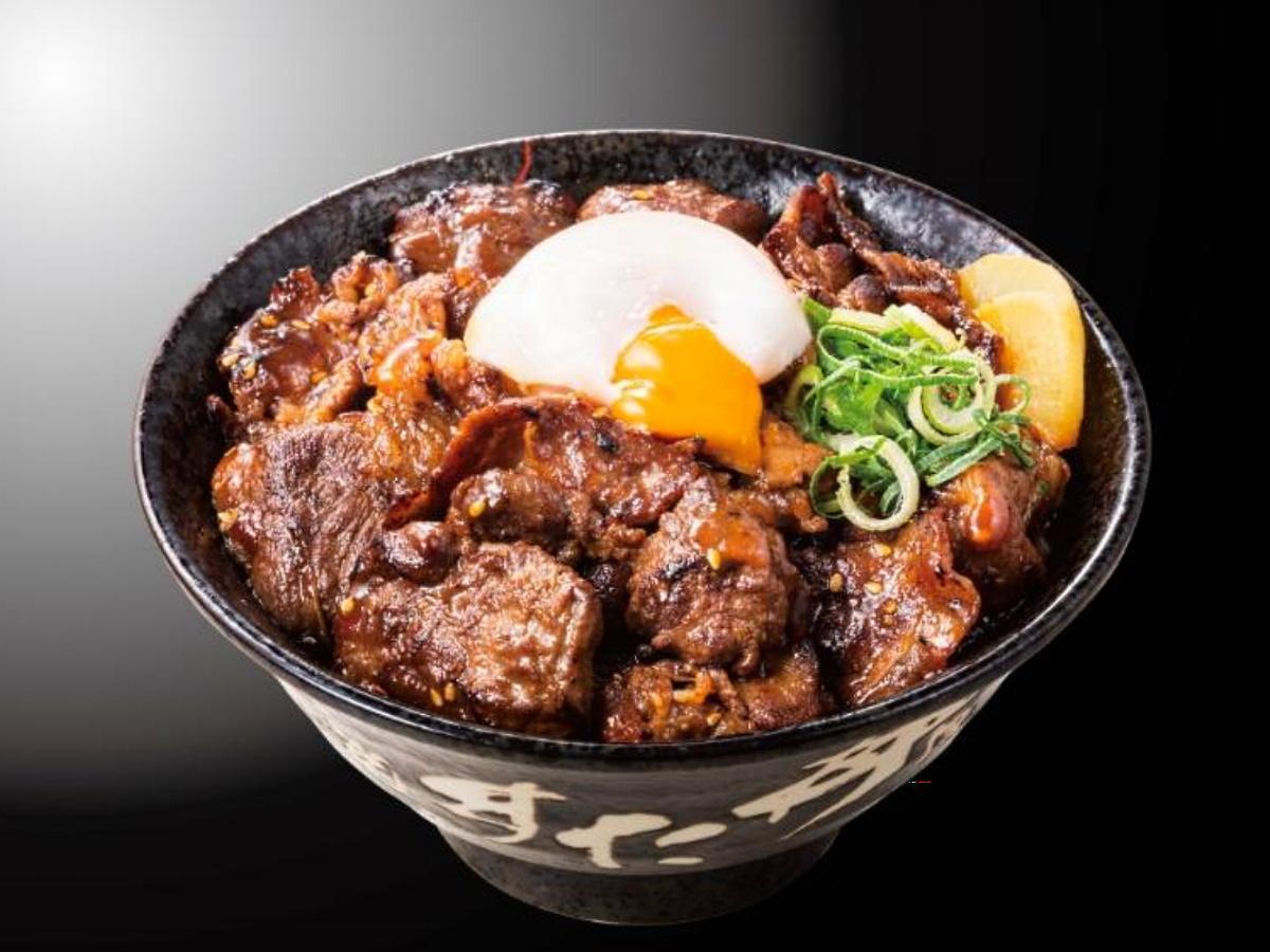 「特選W牛焼肉丼」(980円)