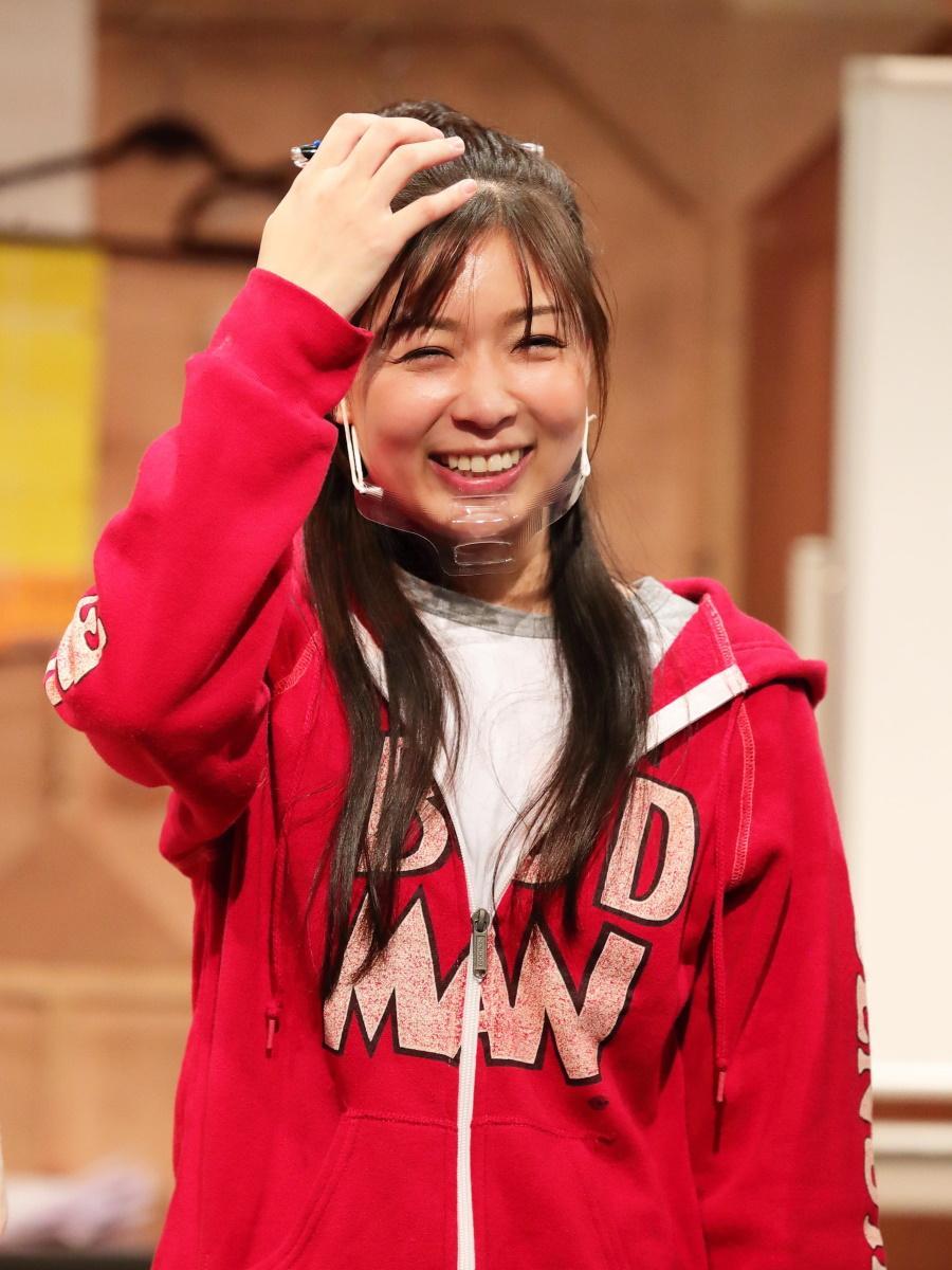 「遅咲会」会長の中川ミコさん
