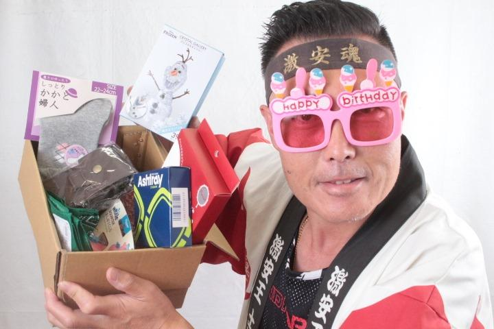 激安卸問屋「土橋商店」社長の土橋達也さん