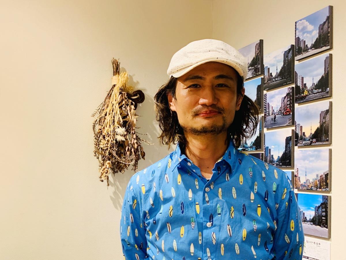 写真家・樋口トモユキさんと展示作品