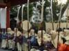 中野「宝仙寺」で節分行事-僧兵姿の年男100人、行列も