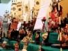 中野の歴史民俗資料館で「端午の節句」展 桃太郎、金太郎、武将15組を展示