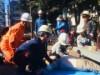 東商中野青年部が「キッズ職業体験」イベント 人命救助や服飾デザイン体験も