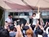 区役所前で「中野フレッシュロックフェス」 若手や高校生バンドら18組が参加