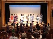 なかの芸能小劇場で長唄会 「日本の調べを身近に感じてほしい」と主催者
